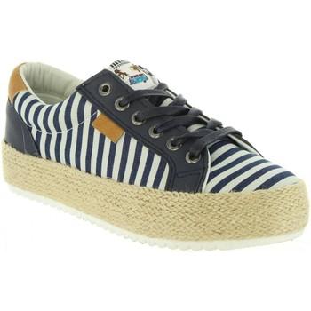 Sapatos Mulher Sapatilhas MTNG 69152 CARIBE Azul