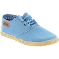 Sapatos Rapaz Alpargatas MTNG 47105 LANDY Azul