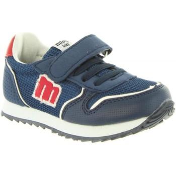 Sapatos Criança Sapatilhas MTNG 47601 VOIL Azul