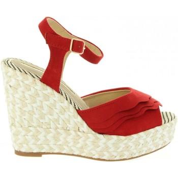 Sapatos Mulher Sandálias Maria Mare 67180 Rojo