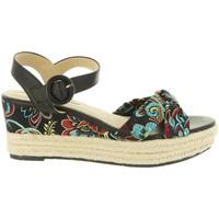 Sapatos Mulher Alpargatas Maria Mare 67004 Negro