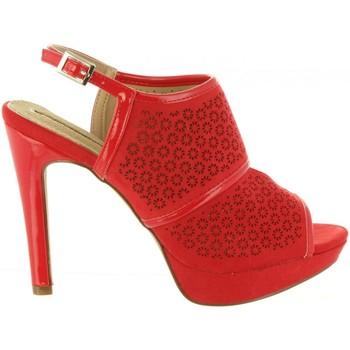 Sapatos Mulher Sandálias Maria Mare 67099 Rojo