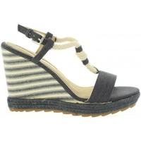 Sapatos Mulher Alpargatas Maria Mare 67109 Azul