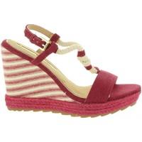 Sapatos Mulher Alpargatas Maria Mare 67109 Rojo