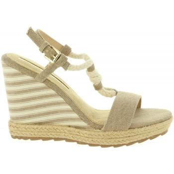 Sapatos Mulher Alpargatas Maria Mare 67109 Beige