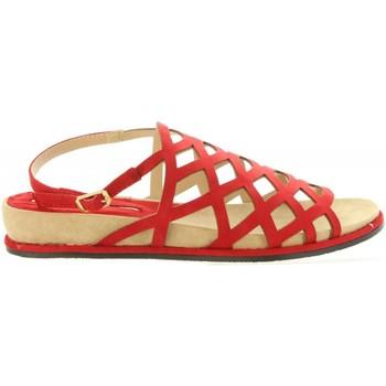 Sapatos Mulher Sandálias Maria Mare 67074 Rojo