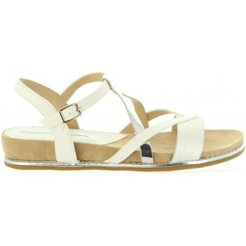 Sapatos Mulher Sandálias Maria Mare 67075 Plateado
