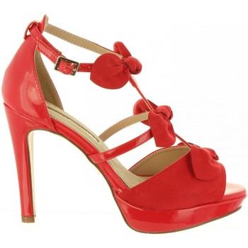 Sapatos Mulher Sandálias Maria Mare 67136 Rojo