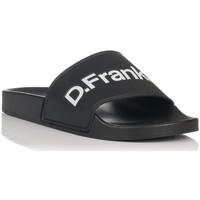Sapatos Homem chinelos D.Franklin 17517 Preto