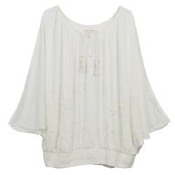 Textil Mulher Tops / Blusas Cream DREY Cru