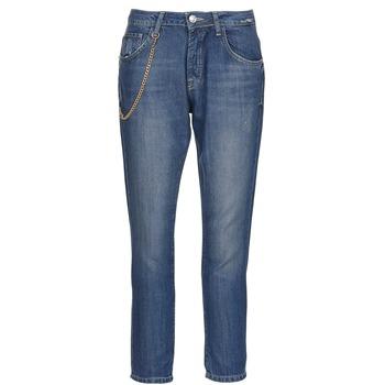 Textil Mulher Calças Jeans Gaudi AANDALEEB Azul