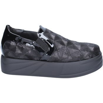 Sapatos Mulher Slip on Jeannot Sneakers BX129 Preto
