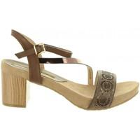 Sapatos Mulher Sandálias Maria Mare 66987 Marrón
