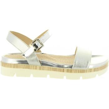 Sapatos Mulher Sandálias Maria Mare 67218 Plateado