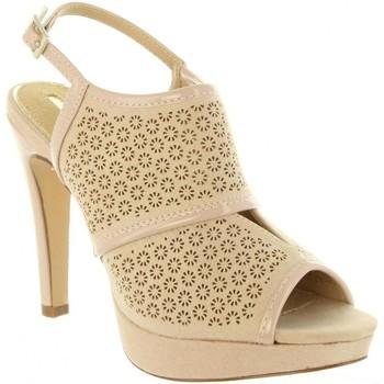 Sapatos Mulher Sandálias Maria Mare 67099 Beige