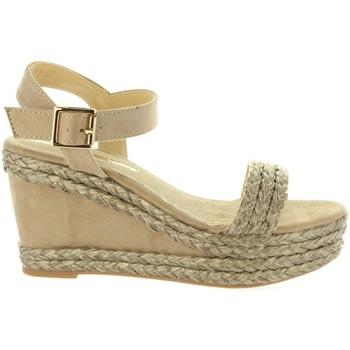 Sapatos Mulher Alpargatas Maria Mare 67175 Marrón