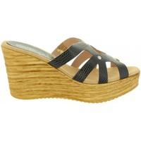Sapatos Mulher Sandálias Cumbia 30986 Negro