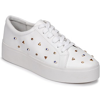 Sapatos Mulher Sapatilhas Katy Perry THE DYLAN Branco