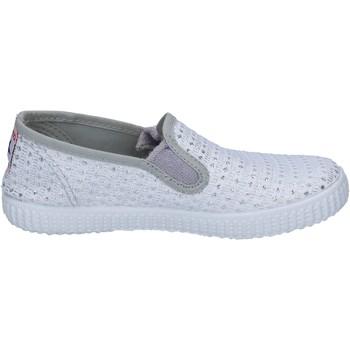Sapatos Mulher Slip on Cienta BX350 Branco