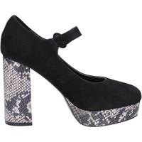 Sapatos Mulher Escarpim Emanuélle Vee BX384 Preto