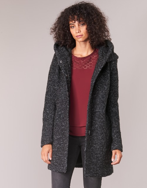Textil Mulher Casacos Only ONLSEDONA Preto