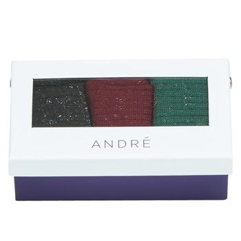 Acessórios Mulher Meias André DOUCEUR Multicolor