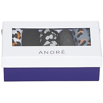 Acessórios Mulher Meias André LEOSOCKS Multicolor