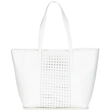 Malas Mulher Cabas / Sac shopping André ECLIPSE Branco