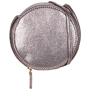 Malas Mulher pochete elegante André AUBE Bronze