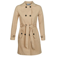 Textil Mulher Trench Betty London JIVELU Bege