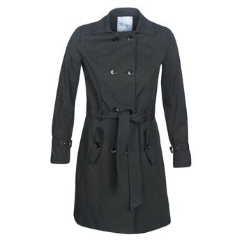 Textil Mulher Trench Betty London JIVELU Preto