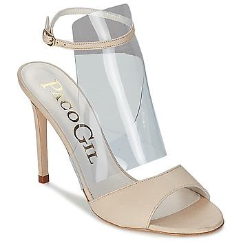 Sapatos Mulher Sandálias Paco Gil LUISE Cru