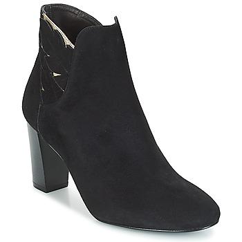 Sapatos Mulher Botins Bocage EMMANUEL Preto