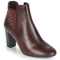 Sapatos Mulher Botins Bocage ELYSEE Bordô