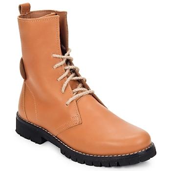 Sapatos Mulher Botas baixas Swamp BIKE Bege