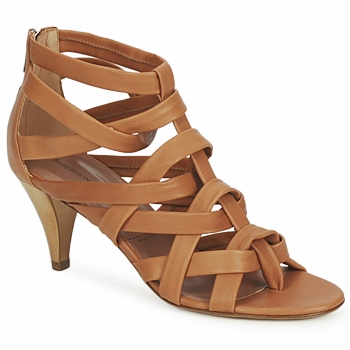 Sapatos Mulher Sandálias Sigerson Morrison CARNICIA Castanho