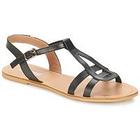 Sapatos Mulher Sandálias So Size DURAN Preto