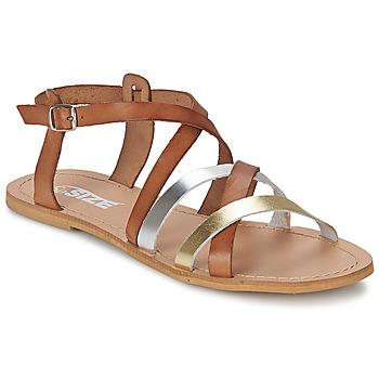 Sapatos Mulher Sandálias So Size AVELA Avelã