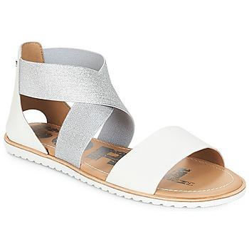 Sapatos Mulher Sandálias Sorel ELLA SANDAL Branco