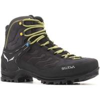 Sapatos Homem Sapatos de caminhada Salewa Domyślna nazwa black, yellow