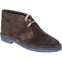 Sapatos Mulher Botas baixas Italiane By Coraf BX656 Castanho
