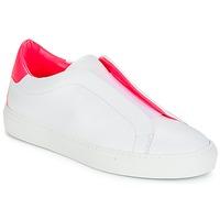 Sapatos Mulher Sapatilhas KLOM KISS Branco / Rosa