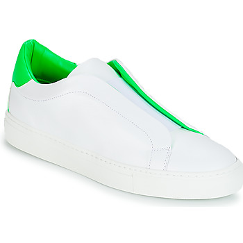 Sapatos Mulher Sapatilhas KLOM KISS Branco / Verde
