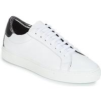 Sapatos Mulher Sapatilhas KLOM KEEP Branco / Prateado