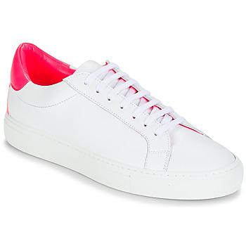 Sapatos Mulher Sapatilhas KLOM KEEP Branco / Rosa