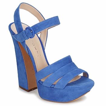 Sapatos Mulher Sandálias Casadei VALERIANE azul
