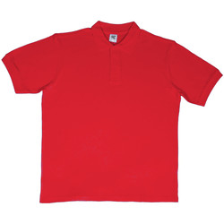 Textil Homem T-Shirt mangas curtas Sg SG50 Vermelho
