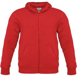 Textil Homem Sweats B And C WM645 Vermelho