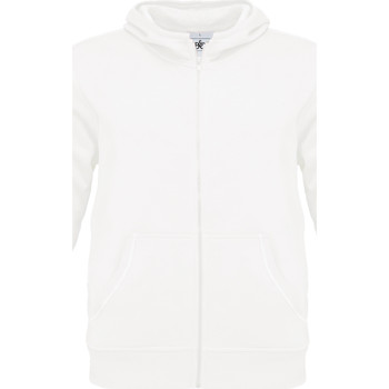Textil Homem Sweats B And C WM645 Branco
