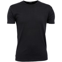 Textil Homem T-Shirt mangas curtas Tee Jays TJ520 Preto